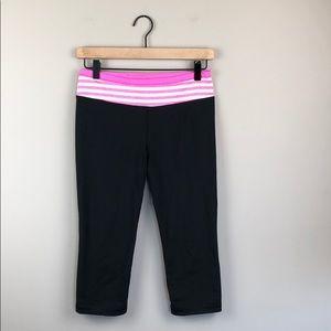 Victoria's Secret VSX Sexy Sport Crop Leggings (S)